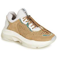 Zapatos Mujer Zapatillas bajas Bronx BAISLEY Blanco / Marrón