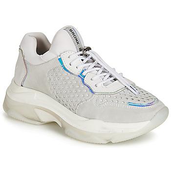Zapatos Mujer Zapatillas bajas Bronx BAISLEY Gris
