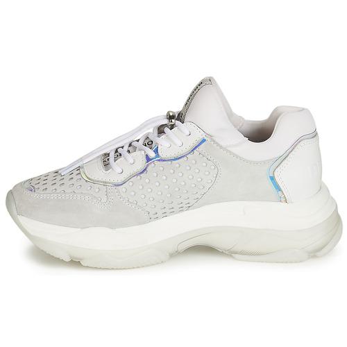 Zapatos Bajas Mujer Zapatillas Baisley Gris Bronx doeBCx