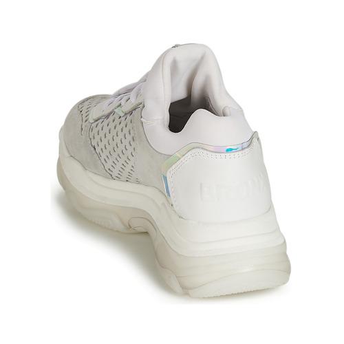 Mujer Zapatillas Bajas Bajas Gris Zapatillas NnwP80OkX
