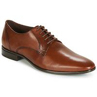 Zapatos Hombre Derbie Carlington EMRONED Cognac