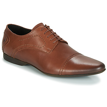 Zapatos Hombre Derbie Carlington EDFER Camel