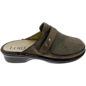 Zapatos Mujer Zuecos (Clogs) Loren LOM2741ta tortora