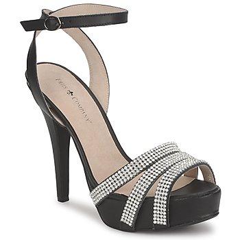 Zapatos Mujer Sandalias Friis & Company CORTNAY Negro