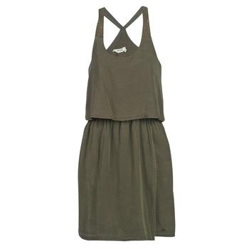textil Mujer vestidos cortos Kaporal FIXE Kaki