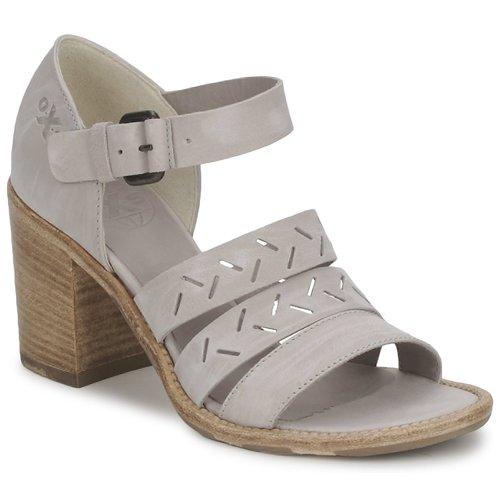 Cómodo especiales y bien parecido Zapatos especiales Cómodo OXS ERABLI Gris 244583