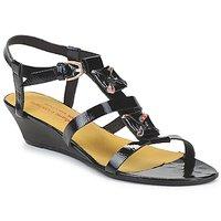 Zapatos Mujer Sandalias Stephane Gontard MALIBU Negro