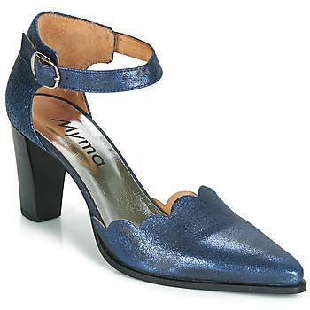 Zapatos Mujer Zapatos de tacón Myma GLORIA Marino