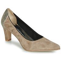 Zapatos Mujer Zapatos de tacón Myma ELEGANCY Beige