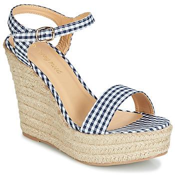 Zapatos Mujer Sandalias Moony Mood IPALA Azul