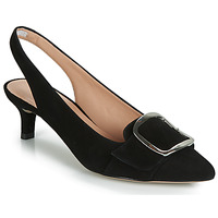 Zapatos Mujer Zapatos de tacón Unisa JALIS Negro