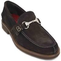 Zapatos Hombre Mocasín Luis Gonzalo 7599H Zapatos de Hombre marrón