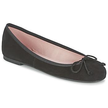 Zapatos Mujer Bailarinas-manoletinas Pretty Ballerinas ANGELIS Negro