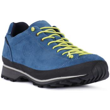 Zapatos Hombre Senderismo Lomer BIO NATURALE MTX Blu