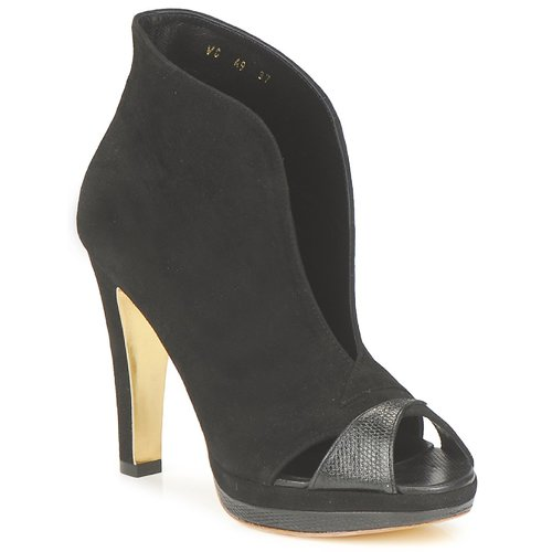 Zapatos Mujer Low boots Gaspard Yurkievich A9-VAR7 Negro