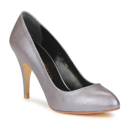 Zapatos Mujer Zapatos de tacón Gaspard Yurkievich E10-VAR6 Violeta / Metalizado