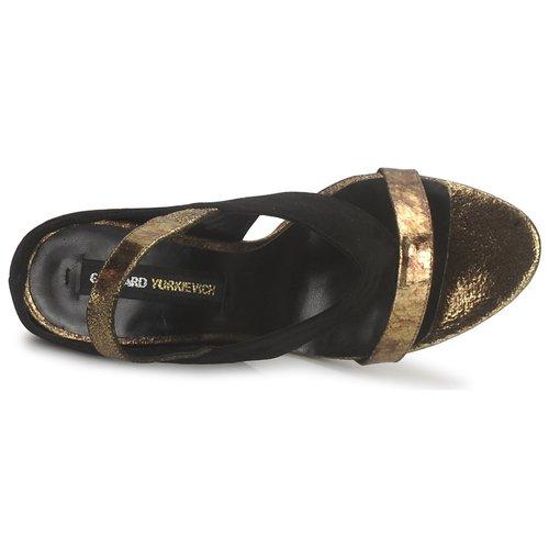 9720ca22094 ... Los últimos zapatos de descuento para hombres y mujeres Zapatos  especiales Gaspard Yurkievich T4 VAR7 Negro ...