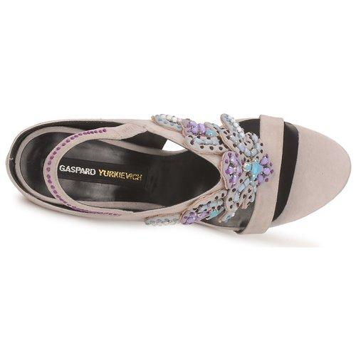 Gran descuento Zapatos especiales Gaspard Yurkievich T4 VAR6 Beige