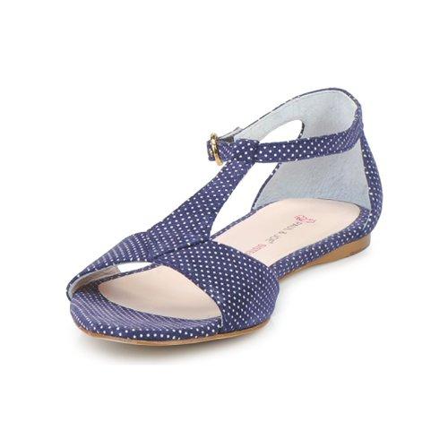 Paulamp; MarinoBlanco Sister Zapatos Sandalias Joe Mujer Perry E2I9WHDY