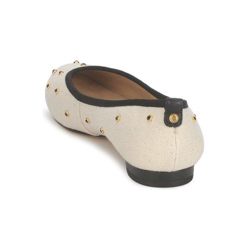Zapatos promocionales Kat Maconie DELILAH Blanco / Roto / Negro  Cómodo y bien parecido