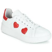 Zapatos Mujer Zapatillas bajas Yurban JIBOUILLE Blanco