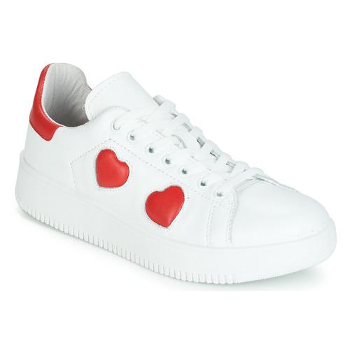 Bajas Bajas Blanco Blanco Zapatillas Bajas Zapatillas Mujer Zapatillas Mujer Mujer my8nwvN0O