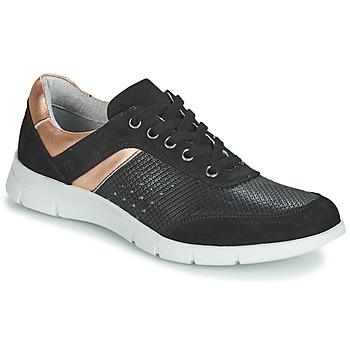 Zapatos Mujer Zapatillas bajas Yurban JEBELLE Negro