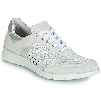 Zapatos Mujer Zapatillas bajas Yurban JEBELLE Gris