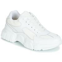 Zapatos Mujer Zapatillas bajas Yurban JILIBELLE Blanco