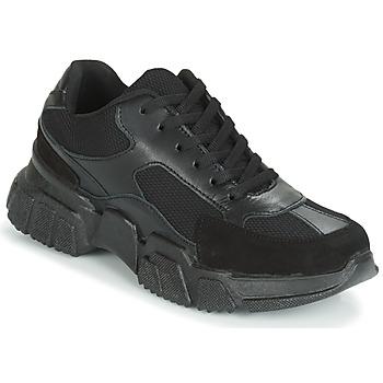 Zapatos Mujer Zapatillas bajas Yurban JILIBELLE Negro