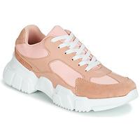 Zapatos Mujer Zapatillas bajas Yurban JILIBELLE Rosa