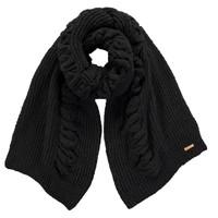 Accesorios textil Mujer Bufanda Barts BUFANDA  MATILDA SCARF BLACK
