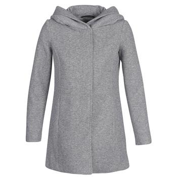 textil Mujer Abrigos Vero Moda VMVERODONA Gris