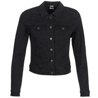 textil Mujer chaquetas denim Vero Moda VMHOT SOYA Negro