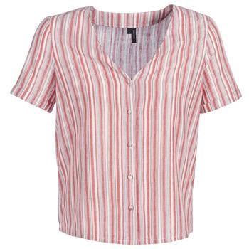 textil Mujer Tops / Blusas Vero Moda VMESTHER Rojo