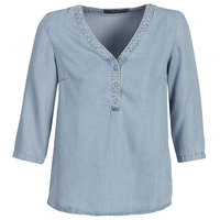 textil Mujer Tops / Blusas Vero Moda VMTRUDY Azul