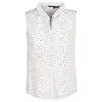 textil Mujer Tops / Blusas Vero Moda VMERIKA Blanco / Negro