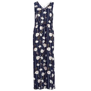 textil Mujer vestidos largos Vero Moda VMSIMPLY Marino