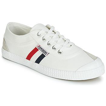 Zapatos Zapatillas bajas Kawasaki RETRO Blanco