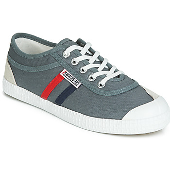 Zapatos Zapatillas bajas Kawasaki RETRO Gris