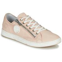Zapatos Mujer Zapatillas bajas Pataugas JESTER Rosa / Nude