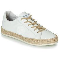 3d07da4c7 Zapatos Mujer Zapatillas bajas Pataugas PAM  N Blanco