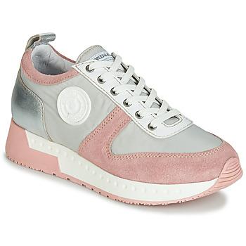 Zapatos Mujer Zapatillas bajas Pataugas TESSA Gris / Rosa