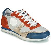 Zapatos Mujer Zapatillas bajas Pataugas IDOL/MIX Naranja / Beige / Azul