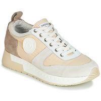 Zapatos Mujer Zapatillas bajas Pataugas TESSA Beige / Gris