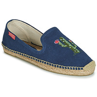Zapatos Mujer Alpargatas Banana Moon OZZIE Azul