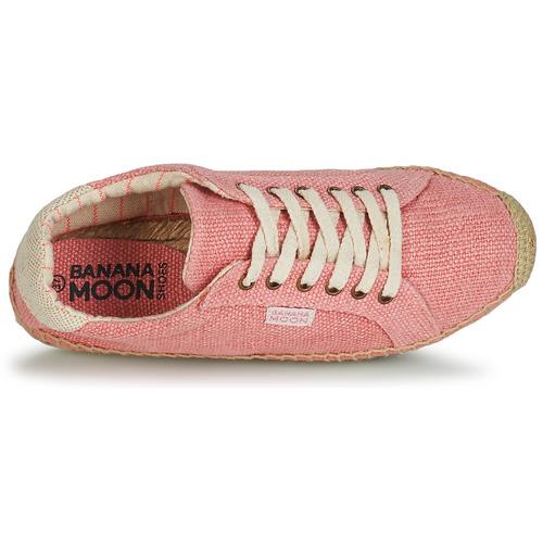 Zapatos Pacey Rosa Zapatillas Moon Banana Bajas Mujer f6vIYybg7