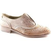 Zapatos Mujer Richelieu Divine Follie DIV-829B-TA Beige