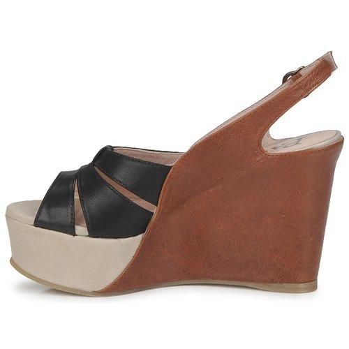 Los últimos zapatos de descuento para hombres y mujeres Zapatos especiales Paco Gil RITMO SELV Camel / Negro