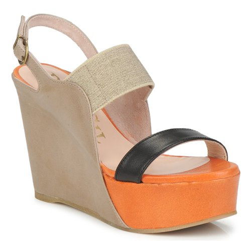 Zapatos Mujer Sandalias Paco Gil RITMO OULA Multicolor